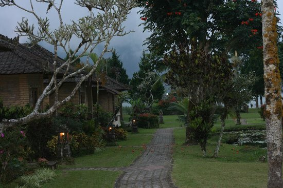 Enjung Beji Resort: Some of the 'cabins'