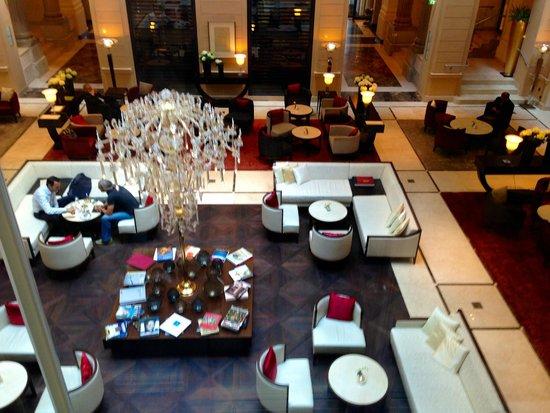 Palais Hansen Kempinski Vienna: Lobby Bar