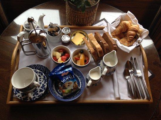 Osborne House: Breakfast