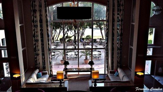 Barceló Montecastillo Golf: Desde la planta de la recepción