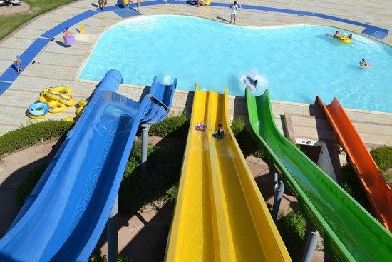 Jaz Aquamarine Resort : *