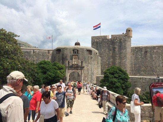 Murallas: West gate