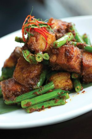 Thai Splendid: Pork Belly Chilli Jam
