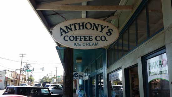 Anthony's Coffee Co Incorporated: Get Your Picnic Lunch Here