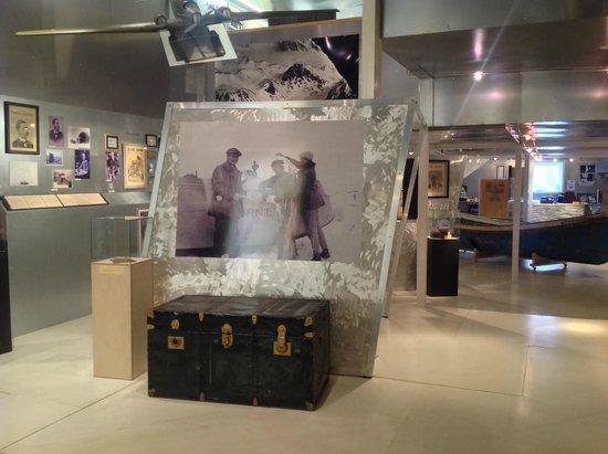 North Pole Expedition Museum: Andrèe & Amundsen