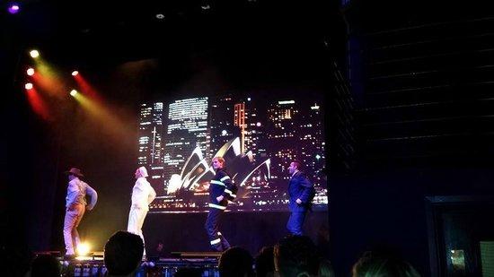 Boulevard Show Bar: Summer 2014 show
