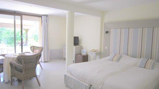 Hotel Laborderie: Chambre 43