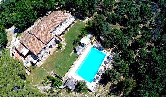 Casa Vacanze Serraiola Alta: Panoramica