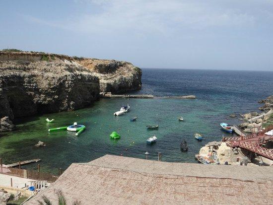 Popeye Village Malta: Anchor Bay