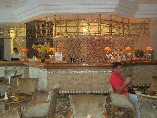 Royal Kenz Hotel Thalasso & Spa : Lobby bar :-)