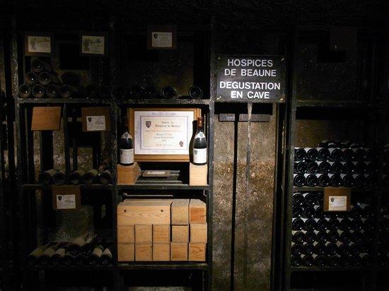 Marché aux vins : Hospices de Beaune