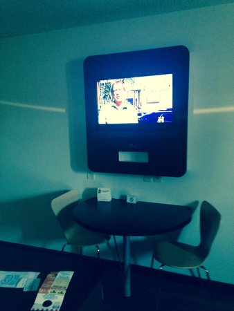 Motel 6 Richburg: Tv's in room