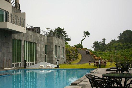 Y Resort Jeju: the grounds