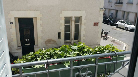 Hotel Ronsard: View