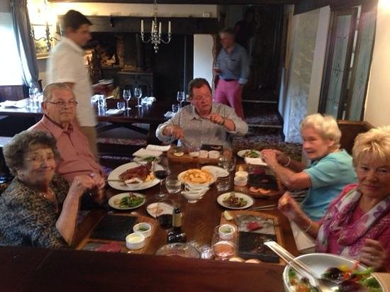 The Holman Clavel Inn: fantastic food and great atmosphere