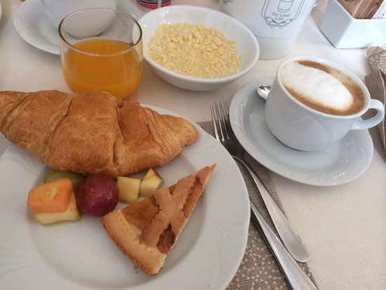 Arlecchino Hotel : Breakfast