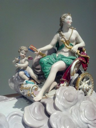 The Lightner Museum: Some great figures