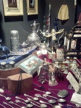 The Lightner Museum: Interesting collections