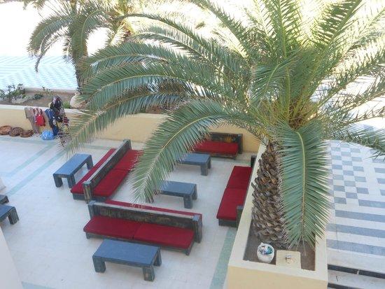 Diana Beach Hotel : café maure