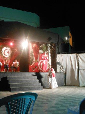 Diana Beach Club : Soirée orientale