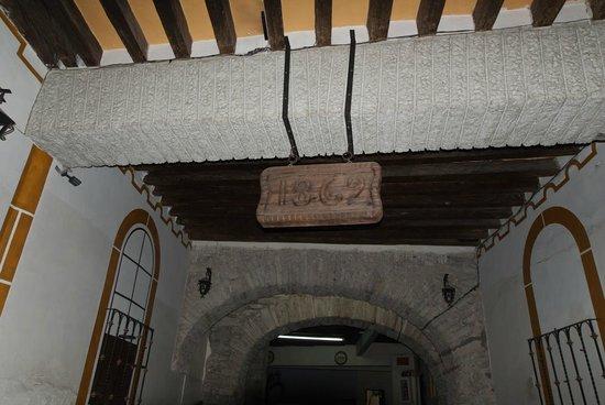Posada Santa Fe: вход в отель