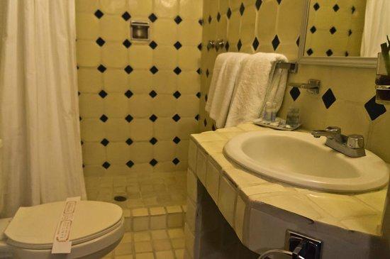 Posada Santa Fe: ванная комната