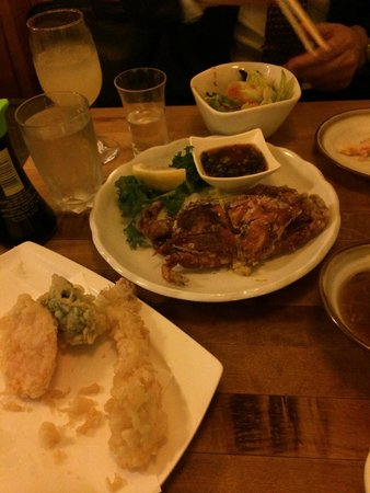 Tomoe Sushi: Appetizers