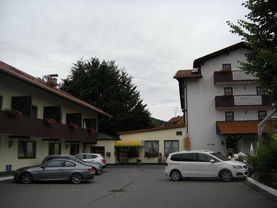 Akzent Hotel Antoniushof: エントランス付近の外観