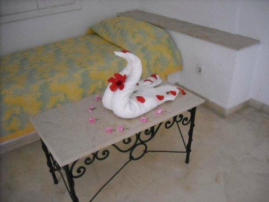Alassio Hotel and Thalasso : Chambre