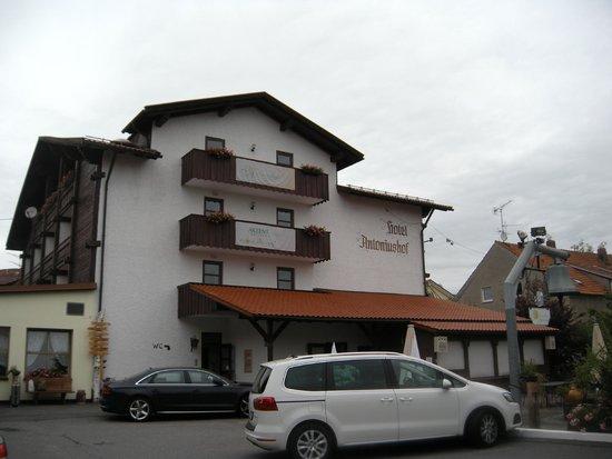 Akzent Hotel Antoniushof: ホテル外観