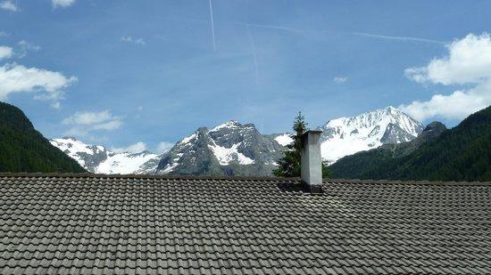 Berghotel Alpenrast: Blick von unserem Balkon