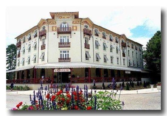 Les Loges du Parc & Spa : vue de l'hôtel