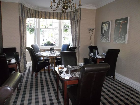 Cranleigh Boutique: Dining room