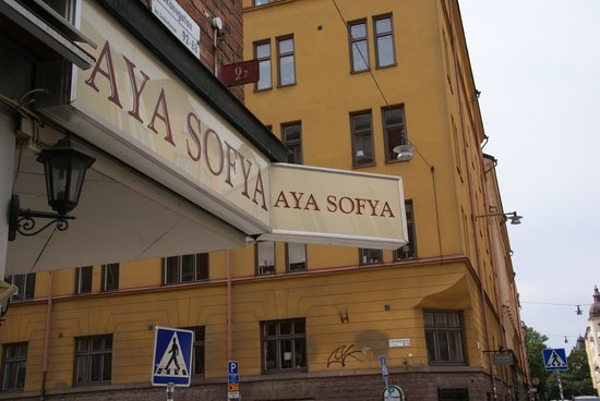 Aya Sofya, Stockholm - SoFo & Medborgarplatsen - Restaurant Reviews, Phon...