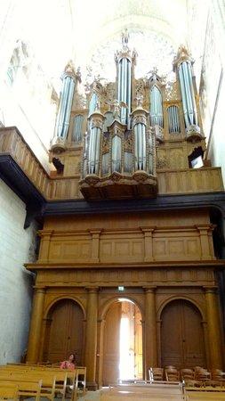 Cathédrale Saint-Gatien : Cathedrale St-Gatien