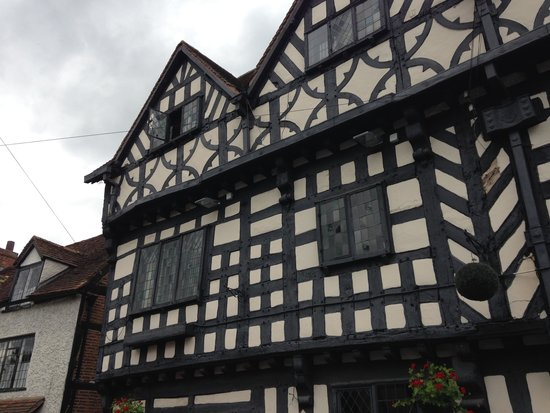 The Tudor House: Room no 10 right at the top !