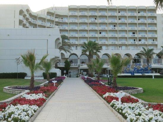 Rodos Palladium : Отель