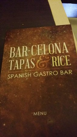 ‪Bar Celona Tapas & Rice‬