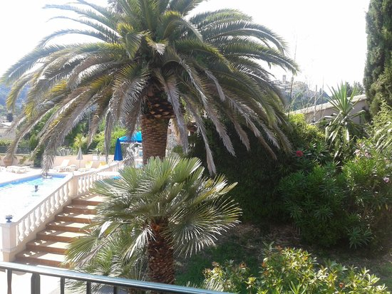 Domaine du Jas: dal balcone