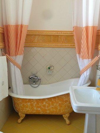 Casa D'Obidos : Notre salle de bain