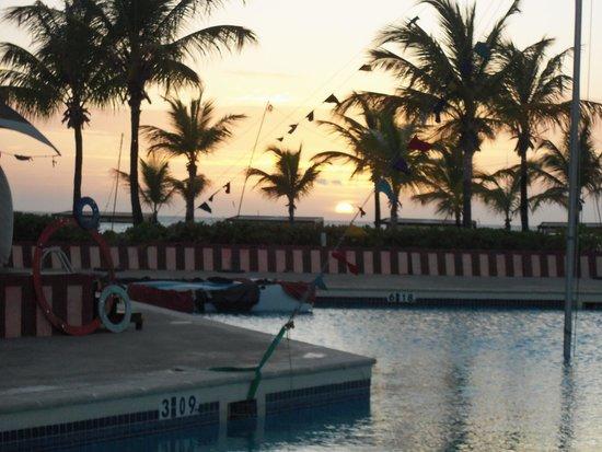 Club Med Turkoise, Turks & Caicos : piscine