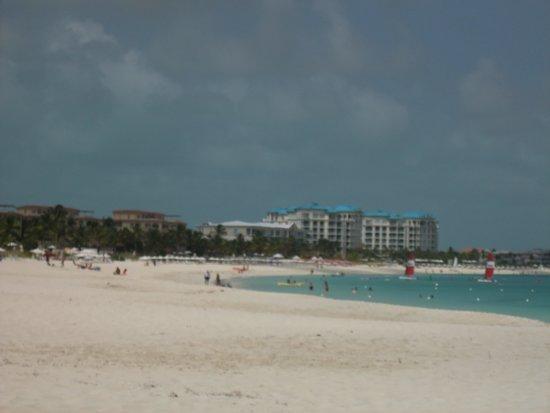 Club Med Turkoise, Turks & Caicos : plage magnifique