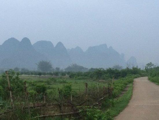 Yangshuo Tea Cozy : On a walk.