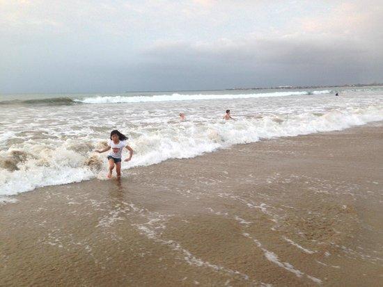 Jimbaran Bay : Pantai jimbaran