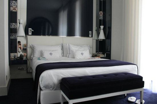 Hotel Portugal : mooie kamer