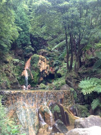 Azorean Tours : Hot Springs
