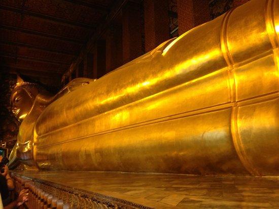 Temple du Bouddha Couché (Wat Pho) : Q longitud!