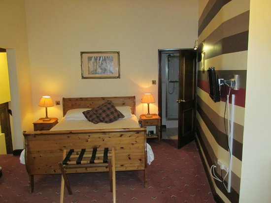 Ennerdale Country House Hotel: Executive double room