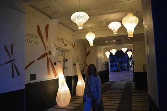 Carlton Guldsmeden - Guldsmeden Hotels: Entrada