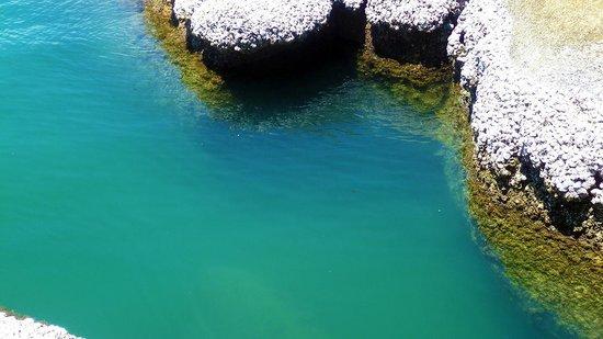 Hin Ta & Hin Yai Rocks: le rocce granitiche delimitano specchi d'acqua cristallina